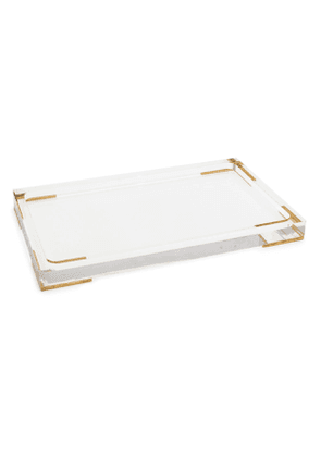Exclusive Acrylic Tray for the Antica Home and Body Collection