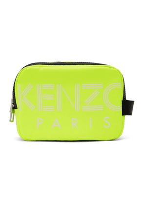 Kenzo Yellow Cosmetic Pouch
