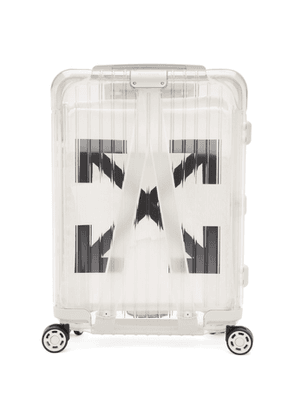 Off-White White RIMOWA Edition 'See Through' Carry-On Suitcase