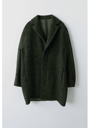 Acne Studios FN-WN-OUTW000075 Green  Cocoon jacket