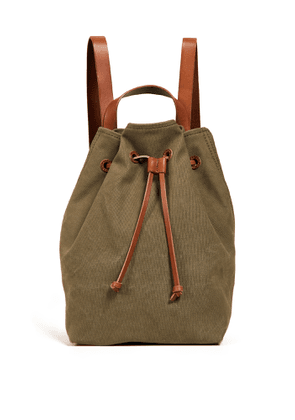 Madewell Large Somerset Canvas Rucksack