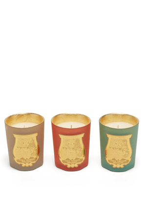 Cire Trudon - Odeurs D'egypte Scented Candle Set - Multi