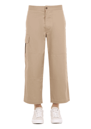 Le Cargo Cotton Blend Pants