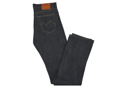 Indigo NW3 Heritage Slim Straight Selvedge Denim Jean