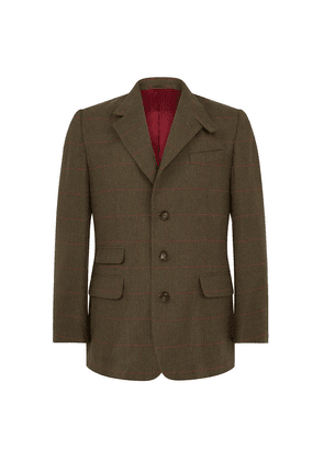 William & Son Green Rushmore Sports Jacket