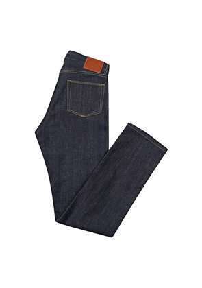 Blackhorse Lane Indigo NW1 Relaxed Straight Jean 14oz Turkish Selvedge Denim Jean