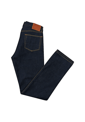 Indigo NW1 Relaxed Straight Jean 14oz Japanese Selvedge Denim Jean