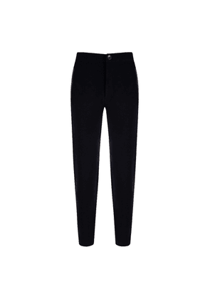 Chillworks Blue Cashmere Montenapoleone Knitted Trousers