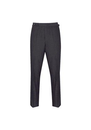 Magnus & Novus Dark Navy Featherlight Cotton 'Weekend' Denim Trousers