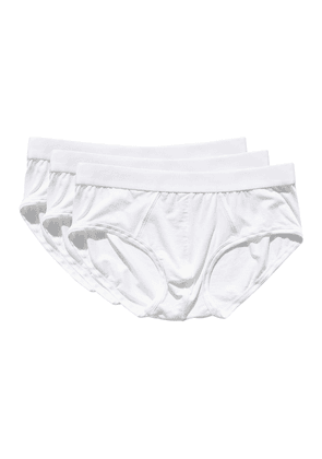 White Lyocell Y-Brief 3-Pack