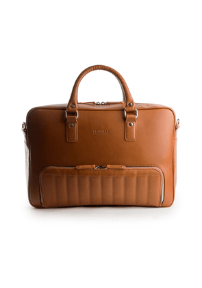 Temporary Forevers Rum Leather 24Hr Classic 2.0 Briefcase