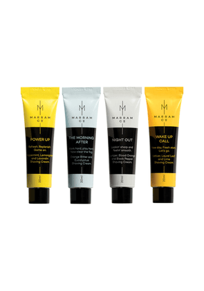 Four-Piece Shaving Cream Taster Collection