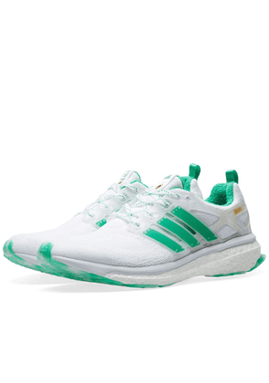 Adidas Consortium x Concepts Energy Boost White & Green