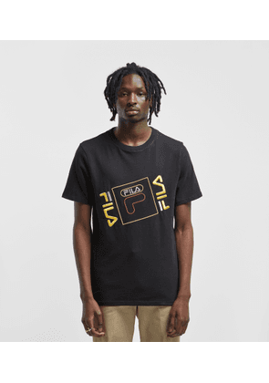Fila Catria T-Shirt - size? Exclusive, Black