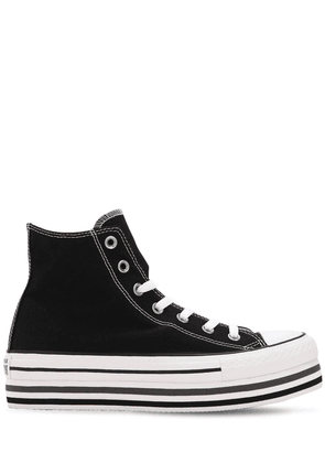 All Star Platform High Top Sneakers