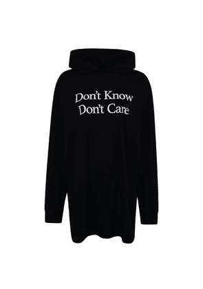 ASHLEY WILLIAMS DonT Know DonT Care Jumper Dress