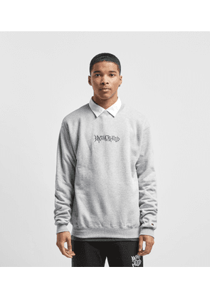 Brotherhood Icon Crewneck Sweatshirt, Grey