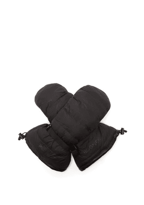 Bogner - Triple Heat Padded Mittens - Mens - Black