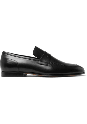 Paul Smith - Chilton Leather Penny Loafers - Black