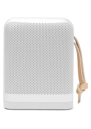 Bang & Olufsen - Beoplay P6 Portable Bluetooth Speaker - Silver