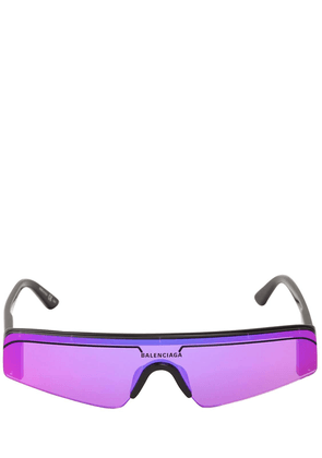 Ski Rectangle Acetate Sunglasses