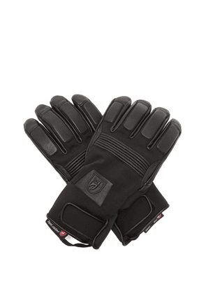 Toni Sailer - Dane Leather Gloves - Mens - Black
