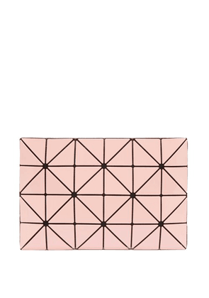 Bao Bao Issey Miyake - Lucent Two Tone Pvc Pouch - Womens - Pink