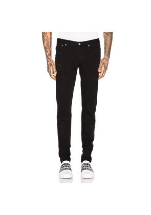 Givenchy Distressed Jeans in Black