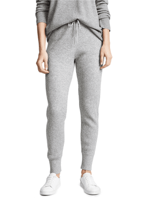 Vince Ribbed Joggers