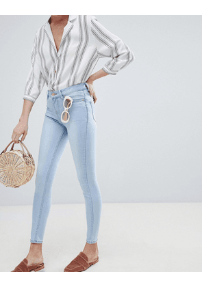 New Look India Supersoft Skinny Jeans