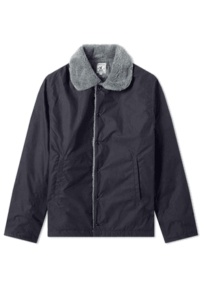 Arpenteur Quart Lined Jacket Navy