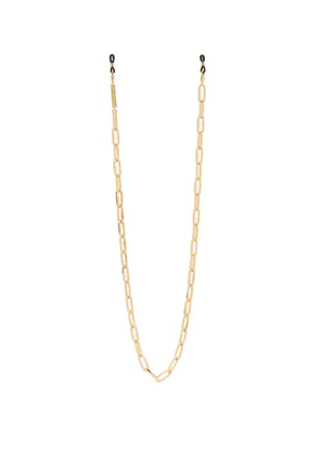 Frame Chain - The Ron Gold Plated Chain - Womens - Gold