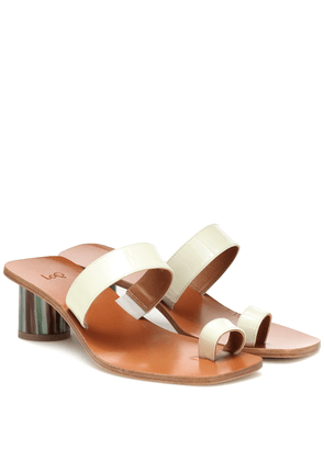 Tere patent leather sandals