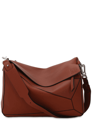 Xl Leather Puzzle Bag