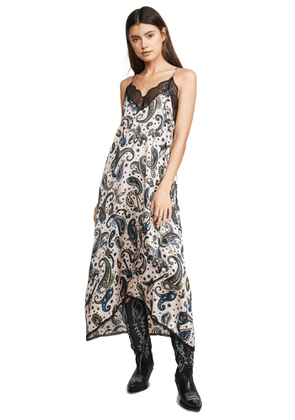 Zadig & Voltaire Risty Paisley Dress