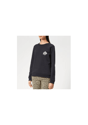 A.P.C. Women's Marcella Sweatshirt - Dark Navy - S - Blue