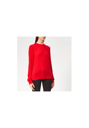 A.P.C. Women's Natacha Jumper - Red - XS - Red