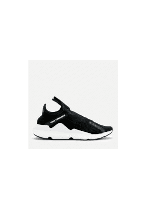 Y-3 Reberu Trainers - Core Black/Core Black - UK 6 - Black