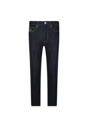 VIVIENNE WESTWOOD ANGLOMANIA Tapered Orb Jeans