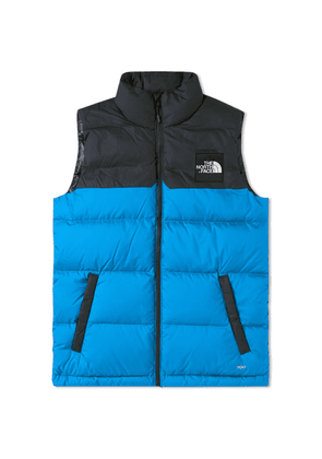 75e2d0cd31 The North Face 1992 Nuptse Jacket Bomber Blue   Asphalt Grey ...