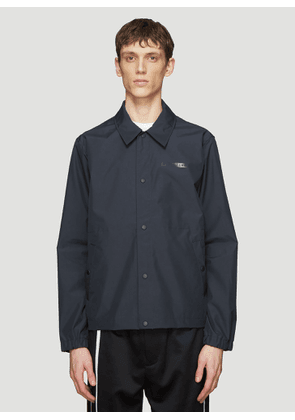 Helmut Lang by Parley for the Oceans Recycled Nylon Stadium Jacket in Black size XL