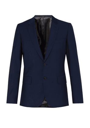Paul Smith - Soho Wool Blend Suit Jacket - Mens - Navy
