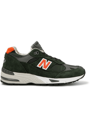 quality design e5416 726f5 New Balance MS547 sneakers | Green | MILANSTYLE.COM
