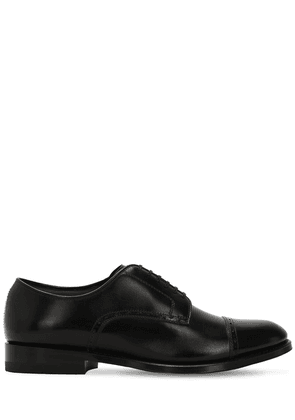 Alexander Leather Lace-up Derby Shoes