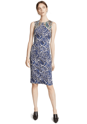 Diane von Furstenberg Sheath Dress