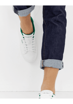 Jack & Jones trainers with contrast back panel