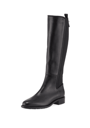Nastia Tall Leather Riding Boots