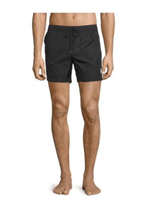 Classic Drawstring Swim Trunks