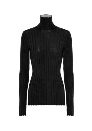 Karen turtleneck wool sweater