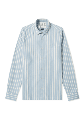 Barbour Keswick Shirt - Japan Collection Pale Blue